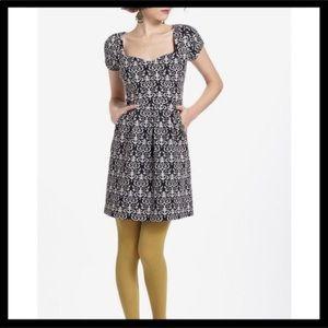 Anthro Deletta Caledonia Dress